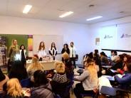 Se realizó un taller de políticas de género en el Centro Universitario Municipal