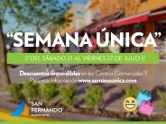 """Mañana comienza """"Semana Única"""" con importantes descuentos en los centros comerciales de nuestra ciudad"""
