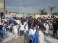 La comunidad educativa de la Escuela N° 28 del barrio San Jorge celebró el Día de la Independencia