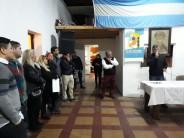 Carlos Caceres asumió un nuevo período al frente del sindicato de trabajadores municipales