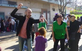 Kolina San Fernando festejó el Día del Niño