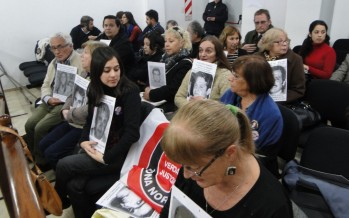 Se reinician los juicios por las desapariciones y torturas en zona norte