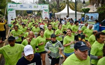 Se llevó a cabo la 9° edición de la carrera de la Universidad de San Andrés