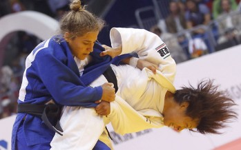 Paula Pareto se consagró subcampeona mundial de judo en Rusia