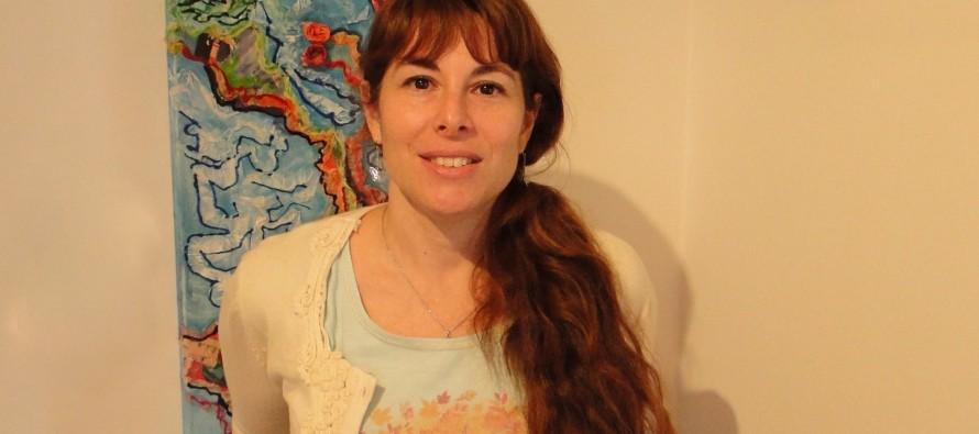 Jorgelina Paula Molina Planas y el encuentro con su identidad