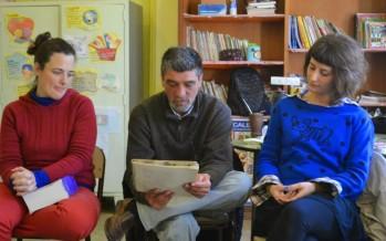 Poesía en la Escuela 19 del A° Las Cañas del Delta de San Fernando