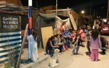 """Campaña solidaria para el comedor """"Que nunca nos falte"""" del barrio San Jorge"""