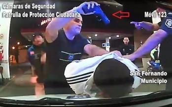 """""""Motochorro"""" detenido por las patrullas de Protección Ciudadana"""