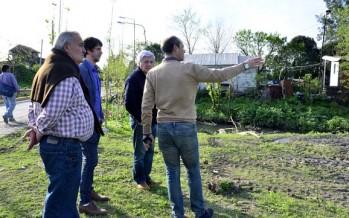 El Municipio de San Fernando construirá un nuevo Reservorio