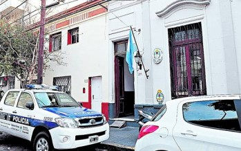 Detienen a subcomisario y otros tres policias de la 3ra de San Fernando