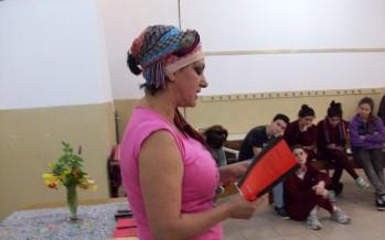 """Sonia Sánchez brindó una charla sobre trata de personas en el Centro Comunitario """"San José"""""""