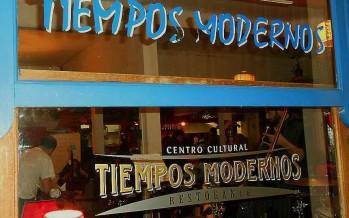 "Comunicado de ""Tiempos Modernos"""