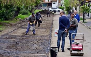 El Municipio ensancha un tramo de la calle General Arias, en el Bajo de San Fernando