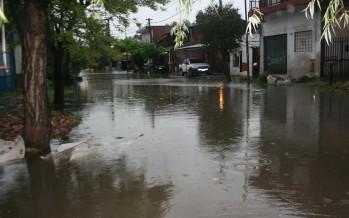 El temporal dejó inundación, cortes de luz y caída de árboles