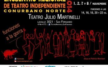 Encuentro Regional de Teatro Independiente
