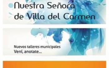 """Inauguración del nuevo """"Centro Cultural y Deportivo"""" de Villa del Carmen"""