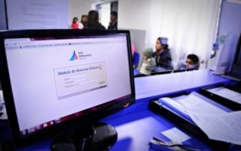 El programa de Historia Clínica Digital llegó al Centro de Salud Piaggi