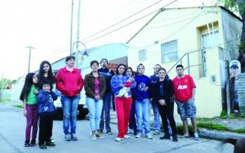 Vecinos piden la reapertura de la Salita del Barrio Alsina