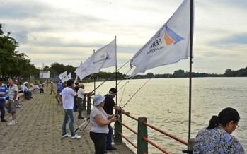 Se suspendió el torneo de pesca por mal tiempo