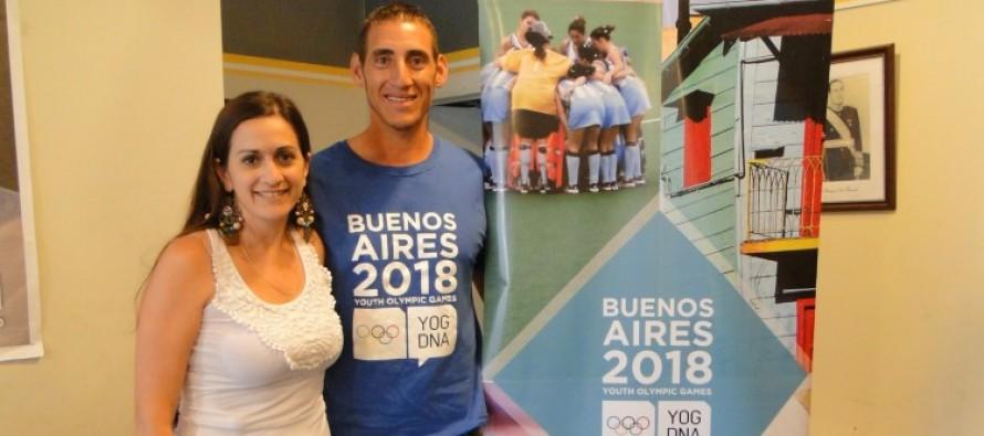 """Ariel Suárez: """"Tengo mucho para agradecerle al deporte"""""""