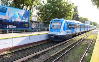 Durante el fin de semana el Tren Mitre funcionará con recorrido reducido