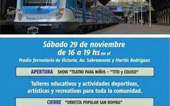 Festival Nuestro Tren