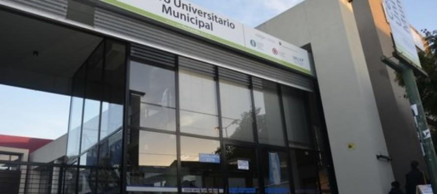 El Centro Universitario Municipal abrió la inscripción para sus cursos sobre trabajos aeroportuarios