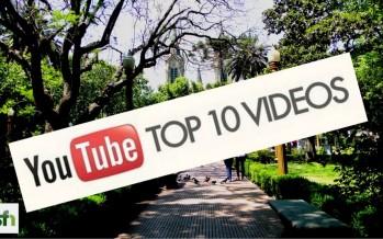 Los videos más vistos del año en nuestro canal de YouTube