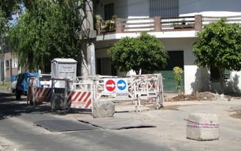 Otra vez sopa: cortes y baja presión de agua en la ciudad