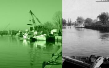 Navegando en la historia del dique seco y Canal San Fernando