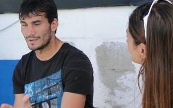 """Javier García: """"Me gustaría quedar en la historia de Tigre por salir campeón"""""""