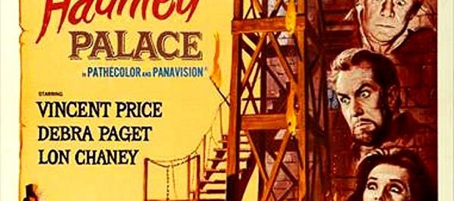 Ciclo de cine de terror: El palacio de los espíritus de Roger Corman