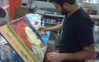 """Matias Ostili: """"Seríamos más felices si nos alumbrara un poco más la luz del arte"""""""