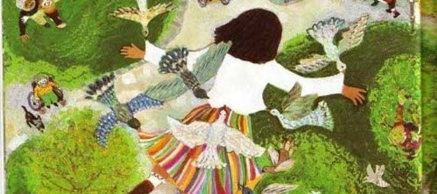 Un cuento para Francisca, por Paula Taborda
