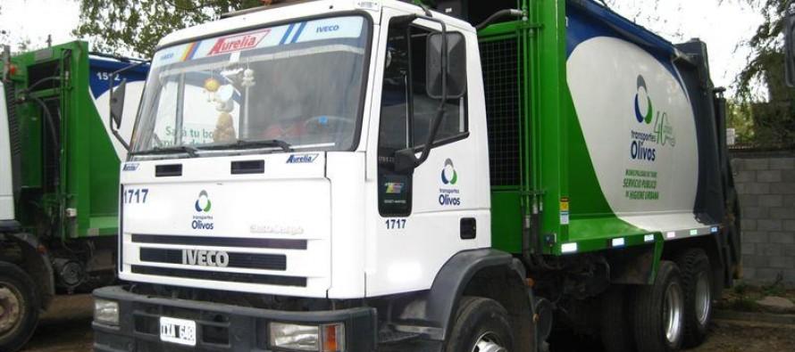 El Municipio solicita a los vecinos no sacar la basura por 24 horas