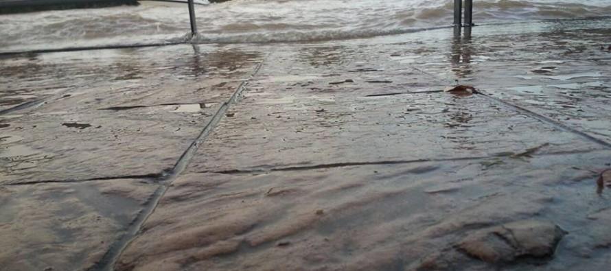 Alerta por fuertes vientos del sur que harán crecer el Río de la Plata