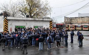 """Trabajadores pedirán la """"inmediata intervención"""" de la Justicia ante el """"lock out patronal"""" de la línea 60"""