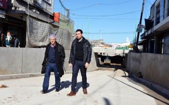 Andreotti se reunió con el ministro de Transporte de la Nación