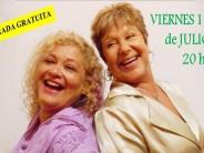 """El Teatro Martinelli presenta """"Qué mujeres"""", con Raquel Varas y Alejandra Palermo"""