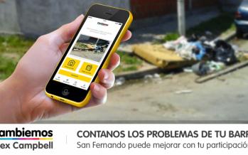 El PRO presentó una aplicación web para reportar problemas en los barrios