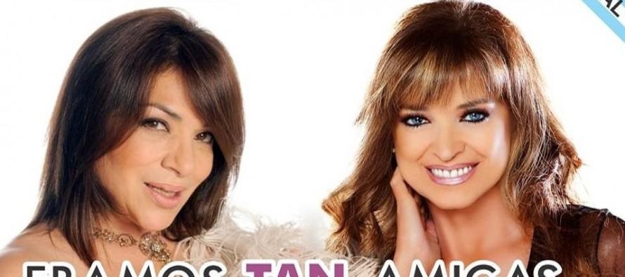 Claribel Medina y Adriana Salgueiro se presentarán en el Teatro Martinelli