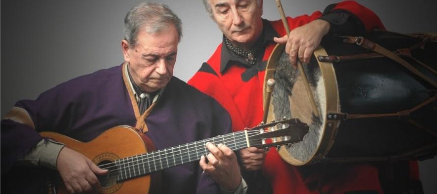 Dúo Socaván en el Teatro Martinelli