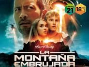 Cine en el Teatro Martinelli: 'La montaña embrujada' de Disney