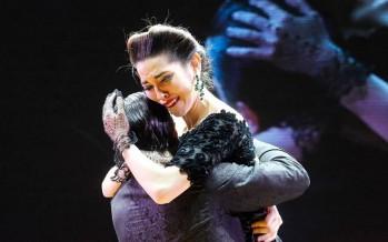 Una pareja de San Fernando se impuso en la categoría Tango Escenario en el Festival Mundial