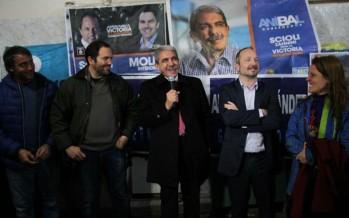 """Aníbal Fernández se comprometió desde Villa Nájera a que Buenos Aires sea la """"locomotora"""" del desarrollo"""
