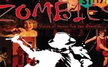 Se presentará una obra de zombies en el Teatro Martinelli con entrada gratuita
