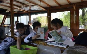 Libros para viajar, un programa para fomentar la lectura de los chicos isleños