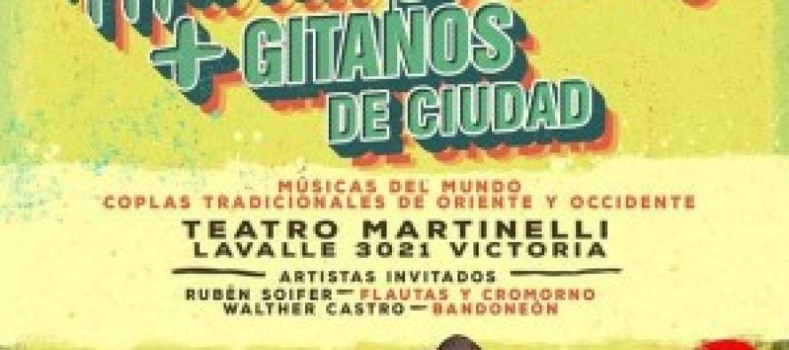 María Bradley se presentará en el Teatro Martinelli