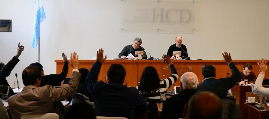 Comenzaron las sesiones en el renovado edificio del Concejo Deliberante