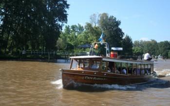 Finalmente el servicio de transporte fluvial del Delta permitirá viajar con el sistema SUBE